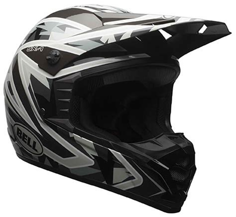 one helmets motocross bell sx 1 helmet off road dirt bike mx motocross dot