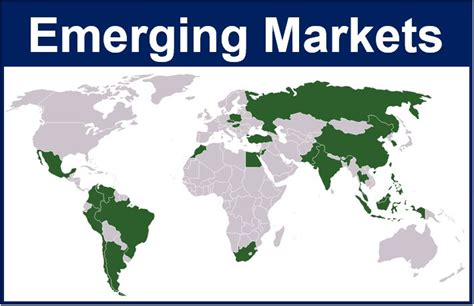 what are emerging markets definition and meaning market