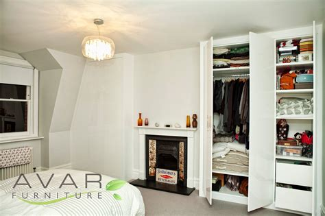 Bedroom Storage Ideas ƹӝʒ Fitted Wardrobe Ideas Gallery 3 North London Uk
