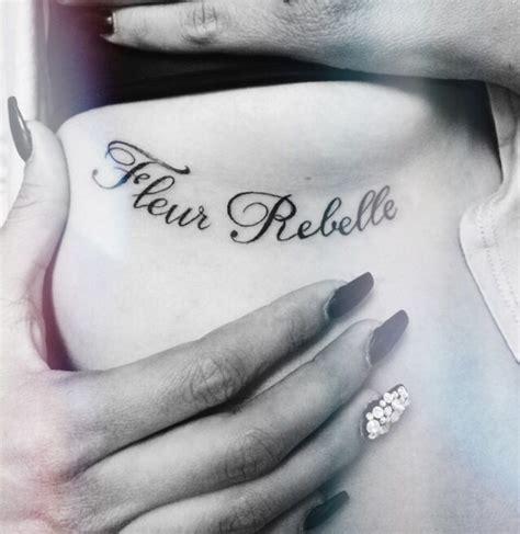 under breast tattoo quotes tumblr 37 beautiful under breast tattoo designs