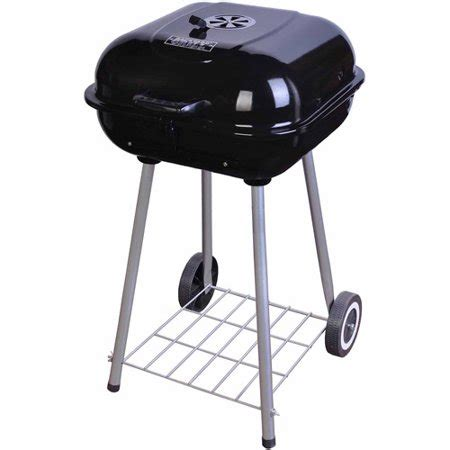 backyard grill 18 5 quot charcoal grill black walmart
