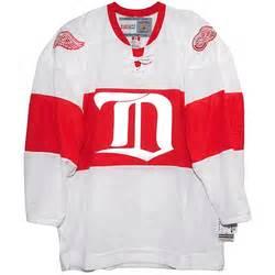 detroit wings 1926 vintage ccm nhl hockey jersey sportsk