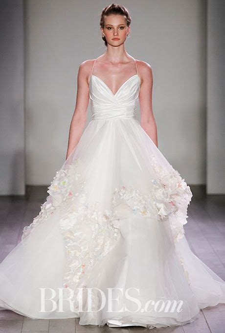 Polka Nori Dress hayley wedding dresses 2016 bridal runway