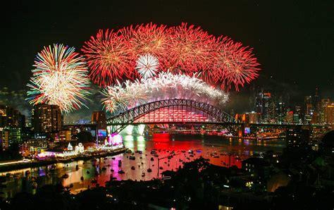 happy  year  sydney australia pics