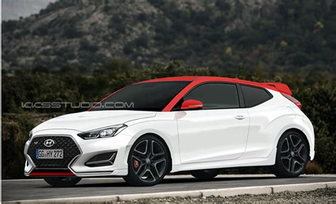 hyundai veloster brasil 2018 hyundai veloster rendered the korean car