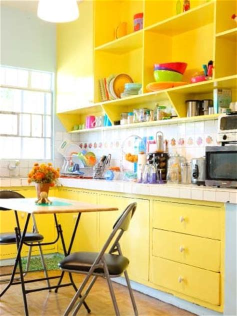 colorful yellow kitchen color inspiration cabinets for kitchen yellow kitchen cabinets color ideas