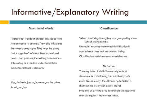 Writing An Explanatory Essay by Exle Of An Informative Essay Botbuzz Co