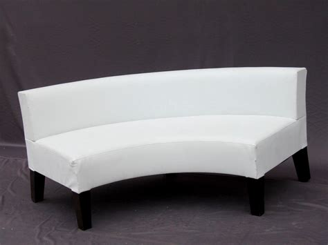 curved banquette bench intimate and affectionate dining atmospheres with curved