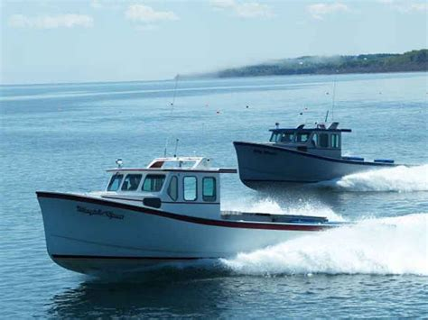 fast lobster boats the boat business group