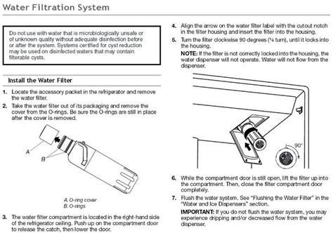 how to reset filter light on whirlpool refrigerator whirlpool door refrigerator troubleshooting user