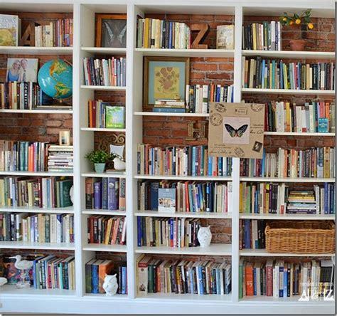 Billy Shelf by Den Project Built In Billy Bookcase Ideas Southern