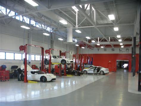 Tesla Service Center Morning Visit To The Tesla Motors Factory Microbattery