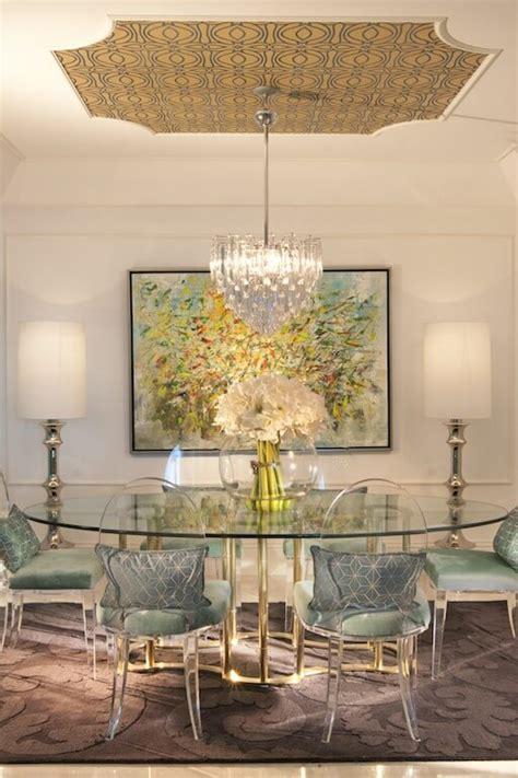 Regency Green Dining Room 25 Dining Room Designs By Top Interior Designers
