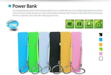 Powerbank Kipas Portable Roker 2000mah Real Power Bank T2909 2600mah portable external power bank for iphone 5 5s mobile phone charger nb 002 oem china