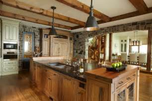 the cottage rustic kitchen toronto by parkyn design rustic kitchen designs pictures and inspiration