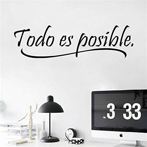 da letto in spagnolo lifeup disegn originale adesivo murale frase spagnolo