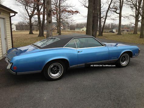 1969 buick riviera 430 v8