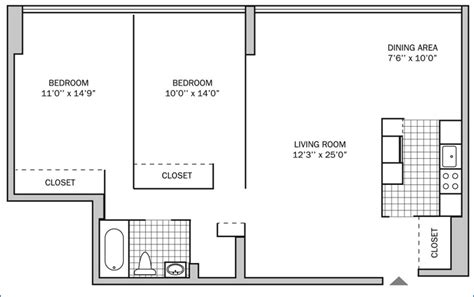 one bedroom apartment square footage apartment square feet buybrinkhomes com