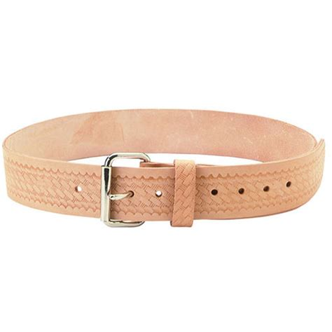 tsw 2 quot embossed leather work belt product details