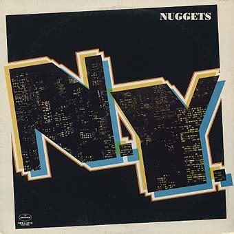 N Y Records Nuggets N Y Lp Mercury 中古レコード通販 大阪 Root Records Soul