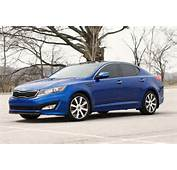Car Picker  Blue Kia Optima