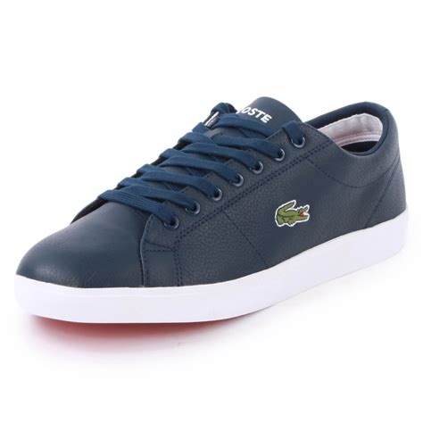 lacoste shoes lacoste marcel cup mens leather new shoes size 7 8 9 10 11