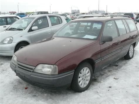 opel omega 1990 used 1990 opel omega photos 2000cc manual for sale