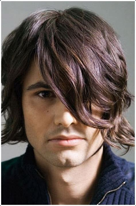 pictures of hair cut for year 40 lucky long hairstyles for men to try this year
