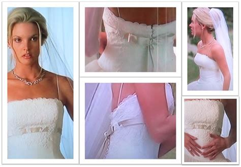 My favorite movie wedding dress    Fran Donnelly