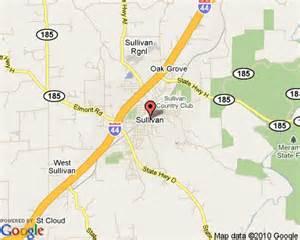Springfield Comfort Inn Sullivan Missouri