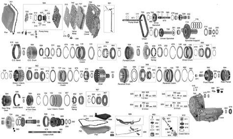 ax4n valve diagram cool ford axod valve wiring diagram photos best
