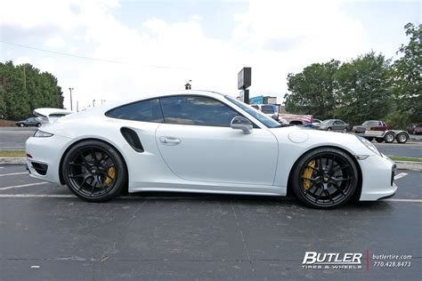 Kaos Bigsize Porsche 101 porsche 991 turbo s with 20in hre p101 wheels exclusively from butler tires and wheels in