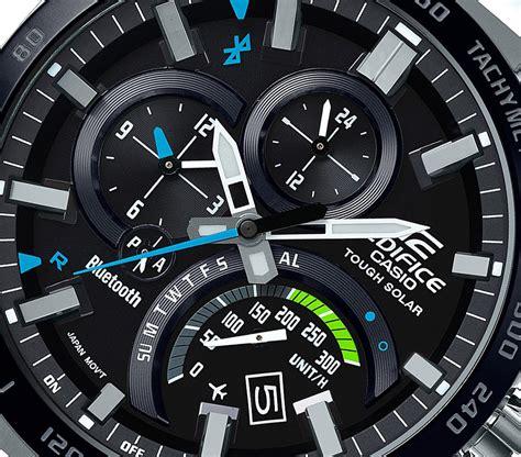 edifice casio casio edifice eqb501 watches ablogtowatch