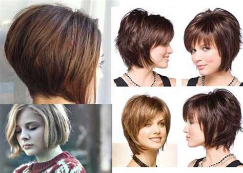 front and back pics og hait cut bob hairstyle back view stacked bob haircut back view
