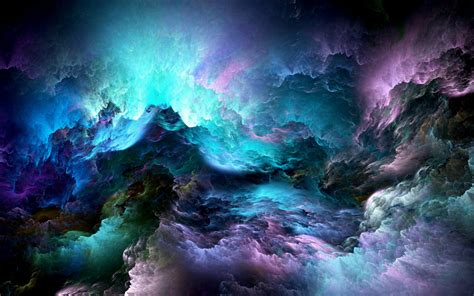 Abstract Colorful wallpaper abstract clouds colorful 5k abstract 4244