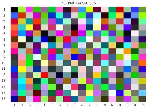 pattern quadratini photoshop profilo rgb di una stante ink jet