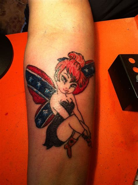 rebel ink tattoo 47 photos 23 reviews tattoo 330 n rebel tinker bell tattoo ink pinterest le veon