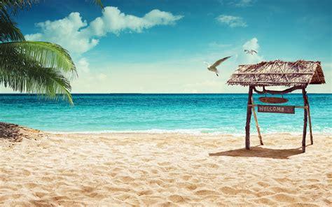 imagenes hd vacaciones descargar fondos de pantalla isla tropical playa