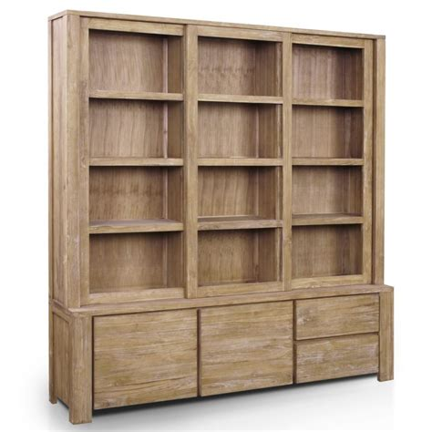 large bookcase with doors 15 photo of large solid wood bookcase