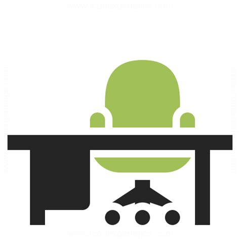 Office Desk Icon Desk Office Table Working Icon Icon Office Desk Icon