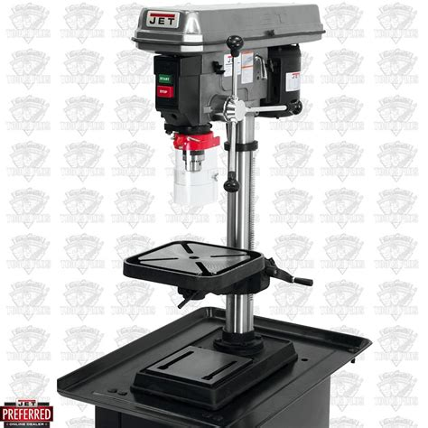 bench drill press reviews jet 354401 15 quot bench model drill press