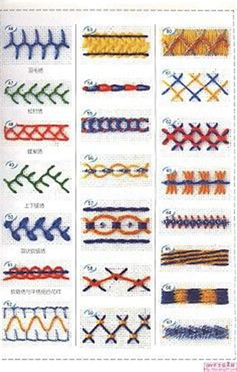 245 best images about bordados on stitching
