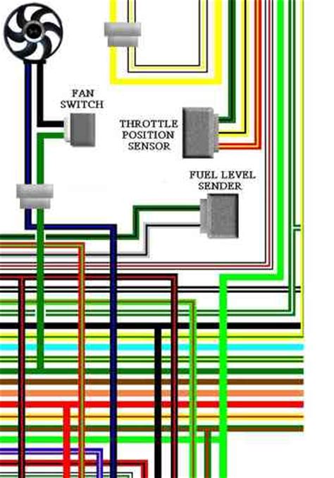 xl600 transalp colour wiring diagrams