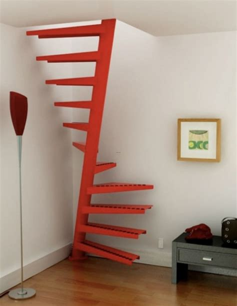 Simple Stairs Design For Small House Simple Spiral Staircase Plans Spiral Stair Design Cool Space Saving Staircase