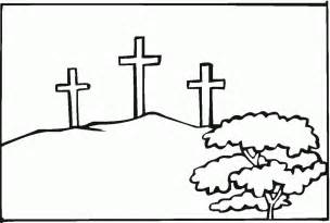 cross coloring page friday printable coloring pages for