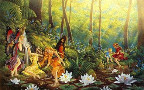 libro the faery forest an 10021239 wallpaper and background image 1440x900 id 212600