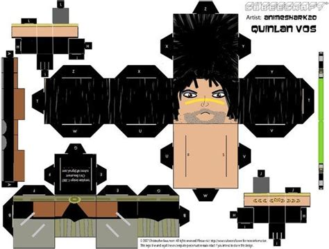 Wars Paper Craft - 86 best images about wars cubeecraft on