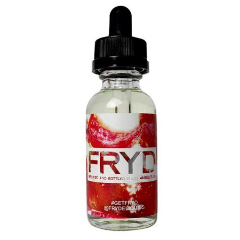 Fryd Usa Liquid Vape Vapor fryd e liquid a spinfuel vape eliquid team review spinfuel vape