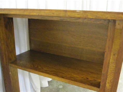 antique mission oak desk for sale antique oak library table desk mission arts crafts for