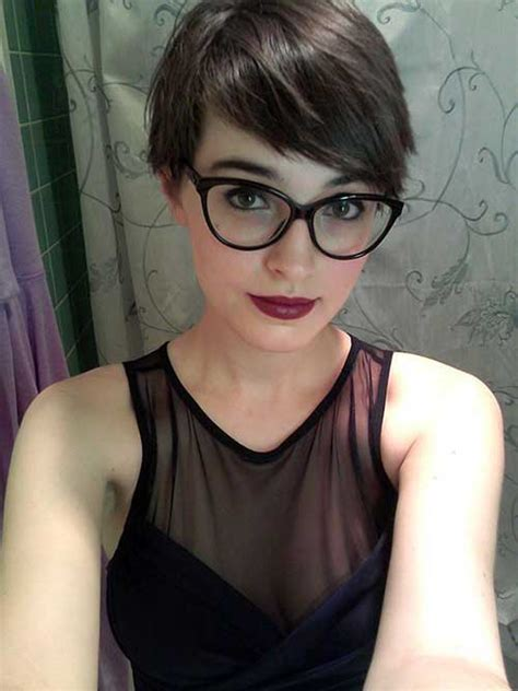 pixie cut with long fringe short hair pinterest long 30 pixie cut with fringe pixie cut 2015